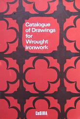 Catalogue of Drawings for Wrought Ironwork Image