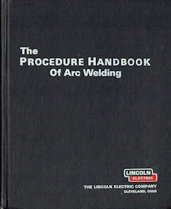 The Procedure Handbook of Arc Welding Image