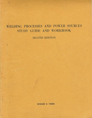 Welding processes and Power Sources Study Guide and Workbook Image