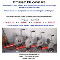 Forge Blowers Image