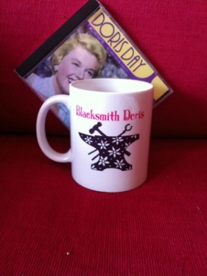 Blacksmith Doris Mug Image