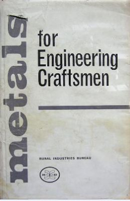 Metals for Engineering Craftsmen Image