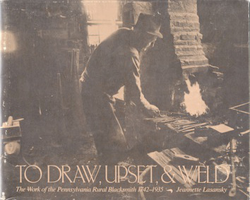 TO DRAW, UPSET & WELD Image